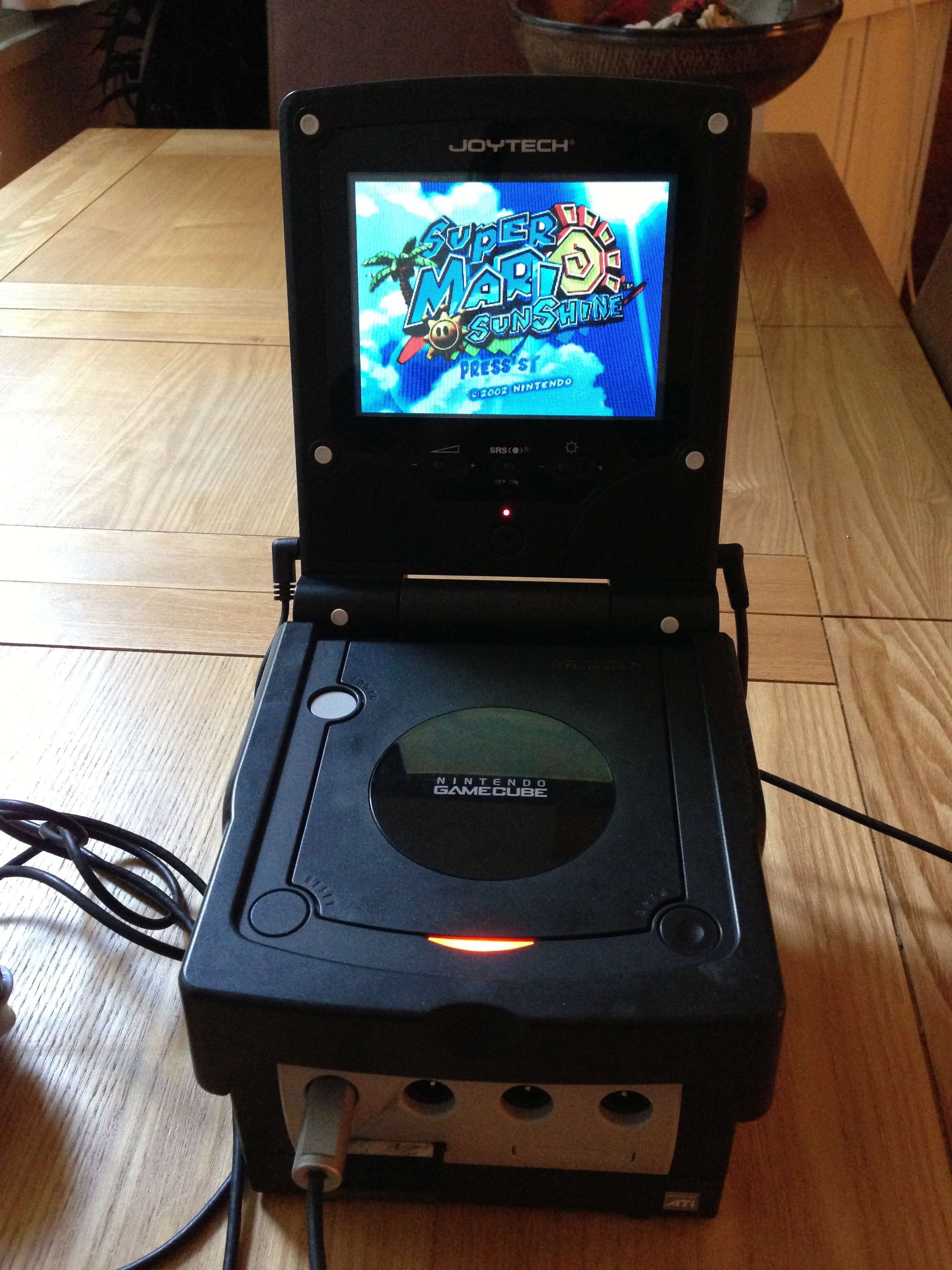 This Week S Purchase Joytech Tft Colour Monitor For Nintendo Gamecube Dracula S Cave