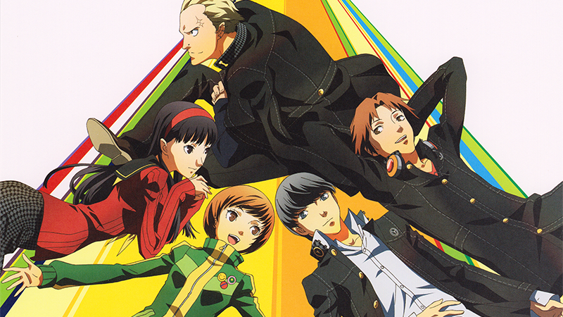 Persona 4 Anime Characters : Review persona the animation dracula s cave