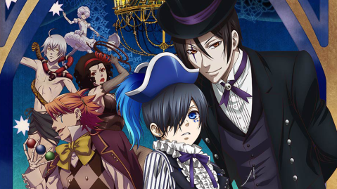 Black Butler Book of Circus