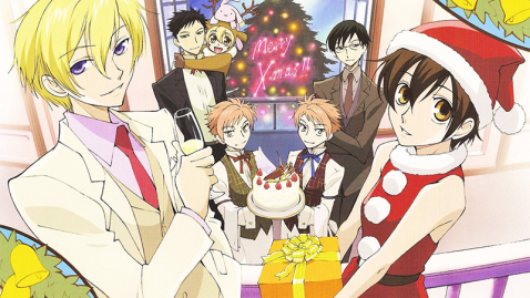 Ouran High School Christmas
