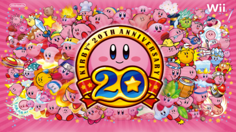 Kirby 20th Anniversary