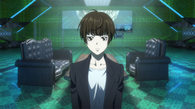 Review Psycho Pass The Movie Draculas Cave