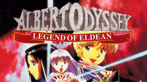 Albert Odyssey Legend of Eldean