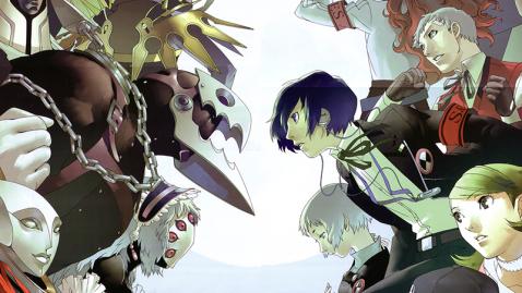 Persona 3 title