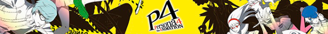 Persona 4 the Animation